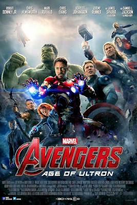 "Avengers - Utron ( 11"" x 17"" )Movie Collector's Poster Print"