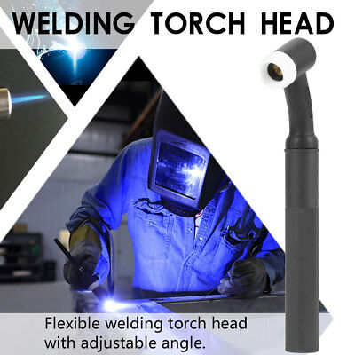 WP-17F SR-17F Tig Welding Torch Flexible Head Body Air Cooled Accessory Good