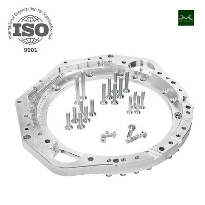 Bmw V8 M60 M62 S62 Engine Adapter Plate To Bmw M50 M57 Gearbox Tuning Drift