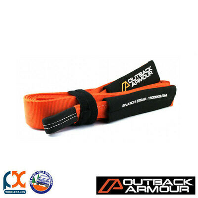 Outback Armour Recovery 11T/9M Snatch Strap