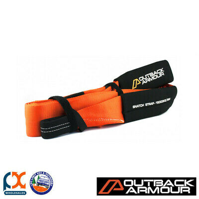 Outback Armour Recovery 15T/9M Snatch Strap