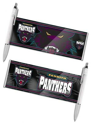 Penrith Panthers NRL Team Pull Out Banner Pen - Old Logo