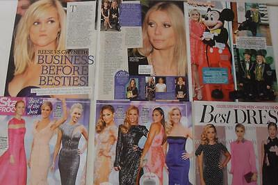 7 x REESE WITHERSPOON *Magazine Clippings