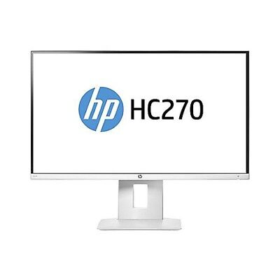 """HP HC270 - Healthcare - LED monitor - 27"""" (27"""" viewable) HC270"""