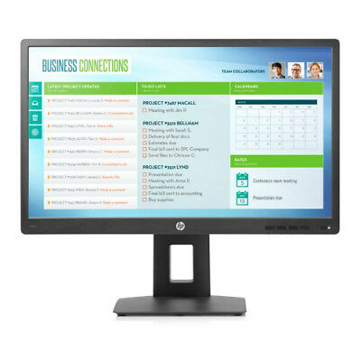 "HP vh24 - LED monitor - 23.8"" (23.8"" viewable) VH24 Monitor"