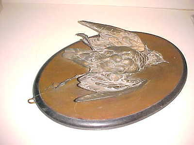 Jules Moigniez 1835-1894  -  French Bronze Game Bird  -  Old Penna Collection