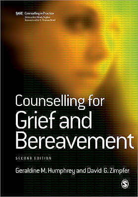 (PDF) Counselling for Grief and Bereavement (Therapy in Practice)