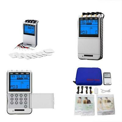 Med-Fit Premier 4 Channel Easy Rechargeable TENS Machine Combined With Muscle 24