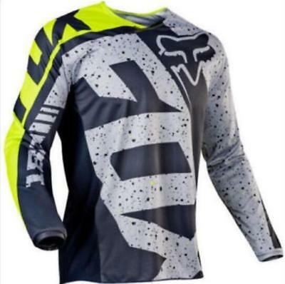2018 New Fox 180 Race Jersey - MX Motocross Off-Road ATV Dirt Bike Gear AA