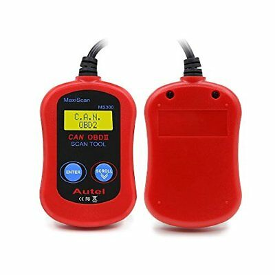 Autel MaxiScan MS300 CAN Auto Diagnostic Scan Tool for OBDII Vehicles