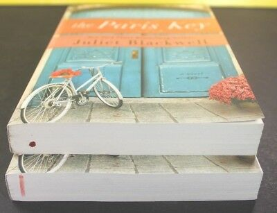 THE PARIS KEY by Juliet Blackwell (Paperback)  ^ NEW ^