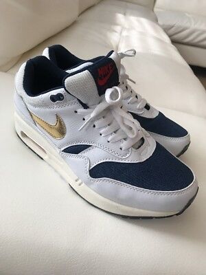 finest selection abd42 8fa29 Nike Air Max 1 Size 9.0 698902-001