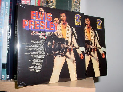 Elvis Presley: The Classic Camden CD Vol 2 Release Elvis Collection New &  Sealed