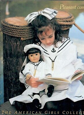 1991 Retired Pleasant Company Catalog! Samantha & Our New Baby Covers!