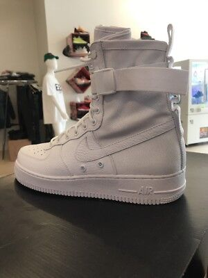 new arrival d9bcd f06d0 NEW AF1 HI SF NIKE AIR FORCE 1 SIZE 11 SHOES MENS WHITE 903270 100 High