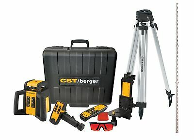 CST/berger RL25HVCK Horizontal/Vertical, Interior/Exterior Rotary Laser Complete