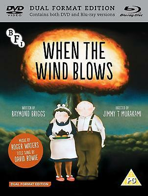 When the Wind Blows (with DVD - Double Play) Brand New Sealed 5035673012802