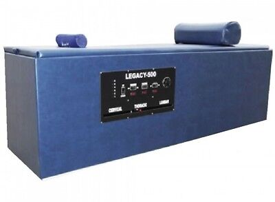Spinalator Style Chiropractic Roller Massage Legacy 500 Table with Vibration