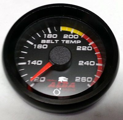 Can Am Maverick Commander    Belt Temperature Gauge  CVT Clutch  Save Your Belt