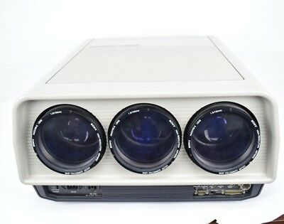 Sony VPH-1031Q Multiscan Video Graphic RGB Projector Vintage