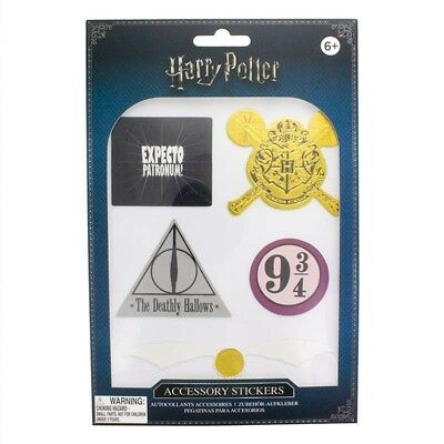 Harry Potter Accessory Stickers Officially Licensed Harry Potter Product PALA...