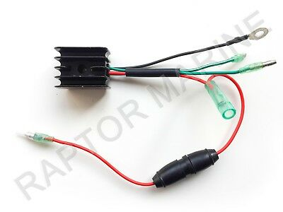 Rectifier regulator for YAMAHA outboard PN 6G1-81970-61