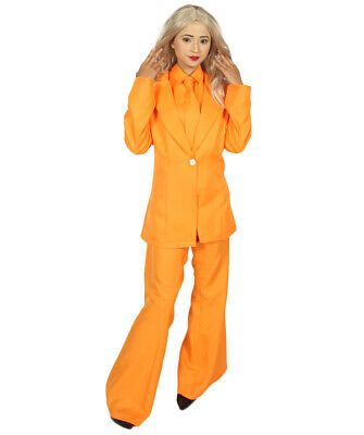 9 Colors Women Suit Jacket Bell-bottoms Cosplay Singer Bowie Party Fancy Costume