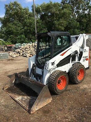 Bobcat S590 Turbo Ready 4 Work!!!  Heat 2 Speed CAN SHIP ANYWHERE IN THE U.S.A.!