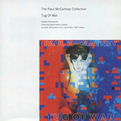 The Paul McCartney Collection-Tug Of War CD [1993] Remastered [NEW]