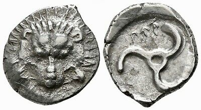 Dynasts of Lycia. Perikles 380-360 BC. 1/3 Stater AR. Rare ancient silver coin!