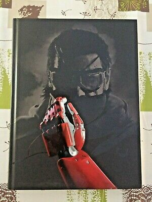 Guide Metal Gear Solid 5 Phantom Pain - Edition Collector FR