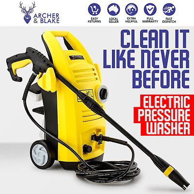High Pressure Cleaner Washer 3200PSI Electric Water Blaster Hose Pump