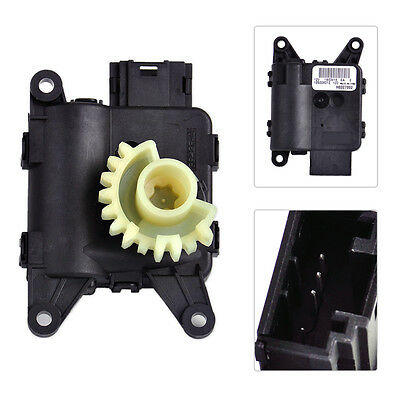 Temperature Valve Recirculation Flap Motor For Audi A3 Q3 VW Golf Jetta Passat
