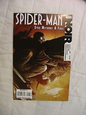 Spider-Man Noir 1, Avenging, 2099, Lifeline