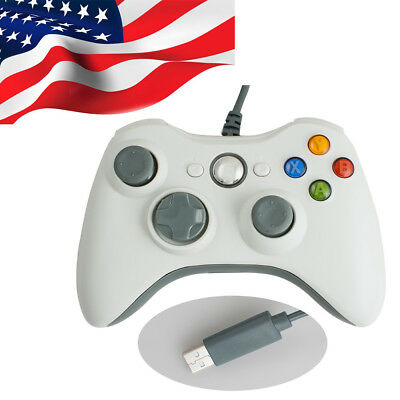 Wired USB Gamepad Controller Joystick Joypad Resembles XBox360 for PC Microsoft