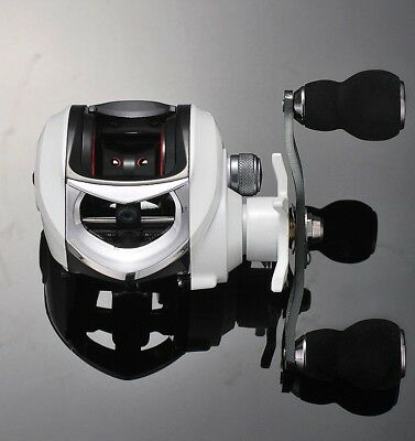 Fishing Reel Spool Fish Rod Sea Spinning Wheel Line Gear 6.3:1 12+1BB Left/Right