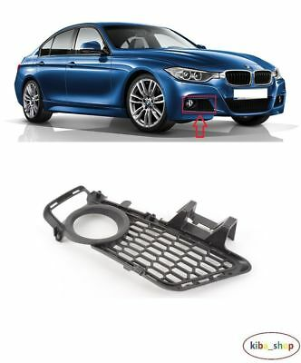 Bmw 3 F30/F31 (M-Sport) 2012 - 2016 Front Bumper Fog Light Lamp Grille Right O/S