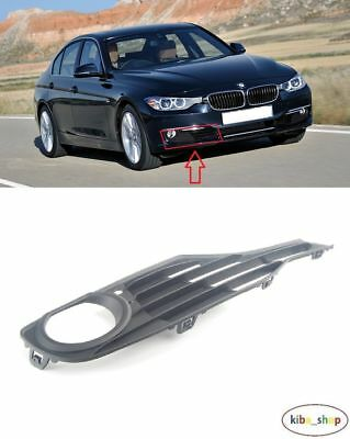 Bmw 3 F30/F31 (Luxury) 2012 - 2016 Front Bumper Fog Light Lamp Grille Right O/S