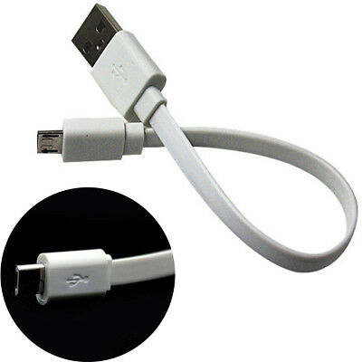 1/2/5/10 Short 20CM Micro USB Charger Charging Cable Cords For Android Phones