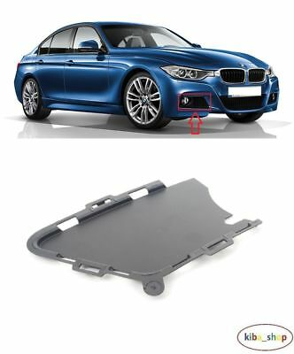 Bmw 3 F30/F31 (M-Sport) 12 - 16 Front Bumper Fog Light Lamp Grille Right O/S
