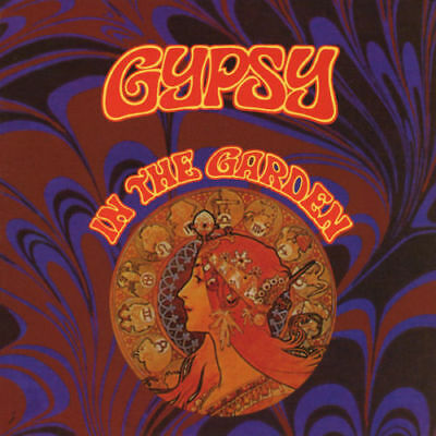 GYPSY - In The Garden CD 1971 [+4 Pages Booklet]
