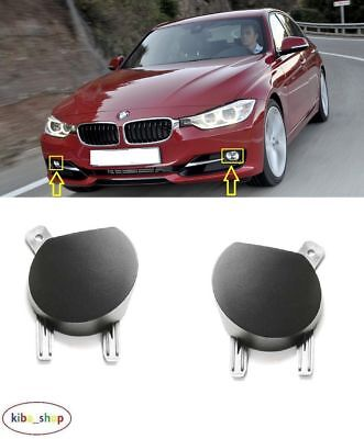 Bmw 3 F30/F31 Sport 2012 - 2016 Front Bumper Fog Light Lamp Covers Left + Right