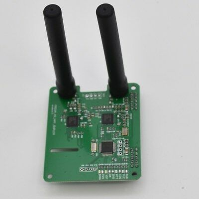 MMDVM HS Dual_Hat Duplex Hotspot P25 DMR YSF for Raspberry Pi Revision 1.2