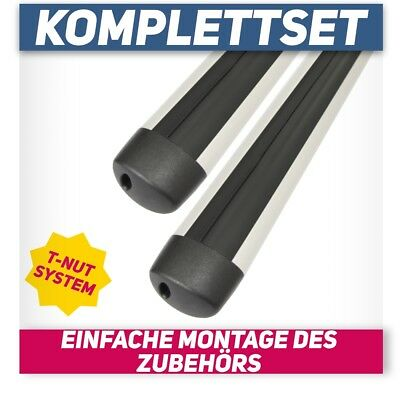 ND7 Ford Mondeo Kombi 01-07 Stahl Dachträger an traditionelle Dachrelinge kompl