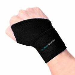 Wrist Support Wrap Strap Compression Hand Brace Thumb Protector Carpal Tunnel