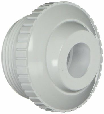 """Hayward White 3/4"""" Opening Hydrostream Directional Flow Inlet Fitting 1-1/2"""" MIP"""