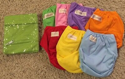 Kadiwow Baby Nappy Cloth Diaper Covers Washable
