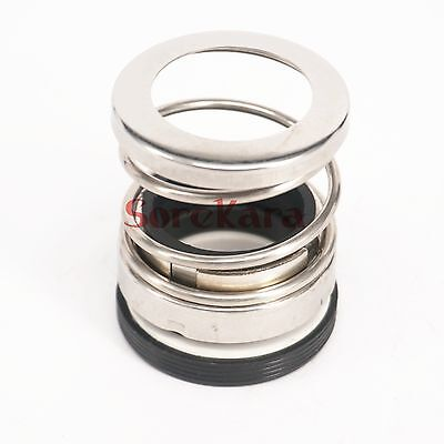 12-40mm Water Pump Mechanical Shaft Seal Single Coil Spring Cermic/Carbon