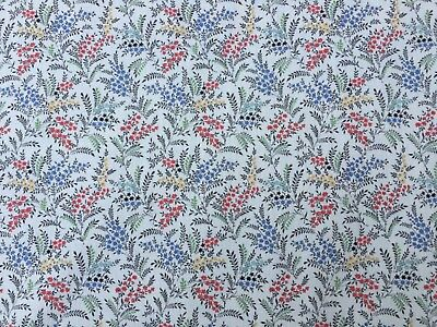 LIBERTY TANA LAWN 137cm WIDE - 100/% COTTON FABRIC C MAYHAZE