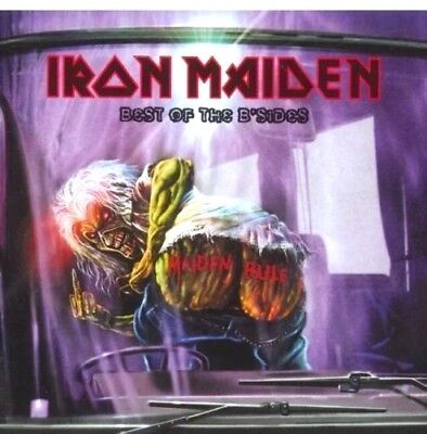 Iron Maiden Best Of The B'Sides 2CD + 24 Page Booklet  [BRAND NEW]